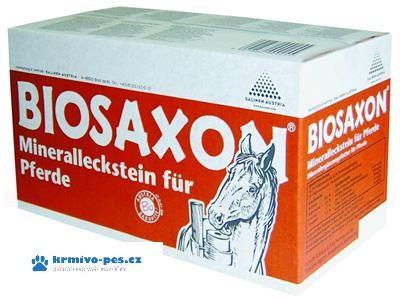 Biosaxon minerální liz pro koně 4x3kg