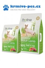 Profine Cat Indoor Adult Lamb 0,3kg