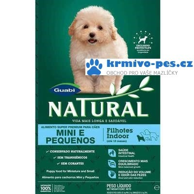 Guabi Natural Puppy Small 1kg