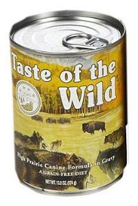 Taste of the Wild High Prairie konzerva 375g