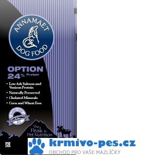 Annamaet OPTION 24% 2,27kg