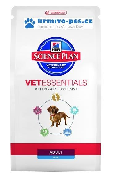 Hill's Canine Adult Mini VetEssentials 2kg