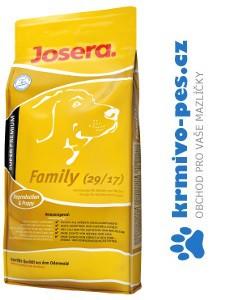 JOSERA dog FAMILY drůbeží 15kg