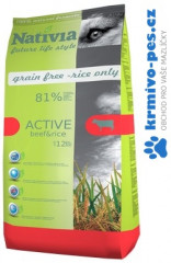 Nativia Dog Active 15kg