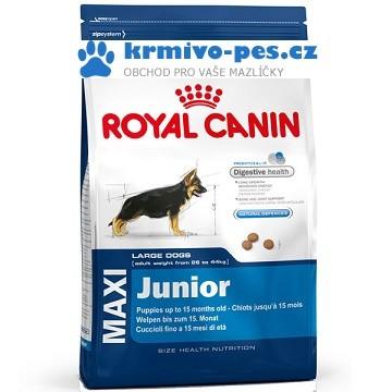 ROYAL CANIN kom. Maxi Junior 15kg