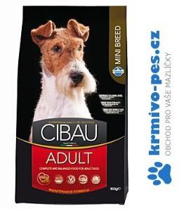 CIBAU Dog Adult Mini 2,5kg