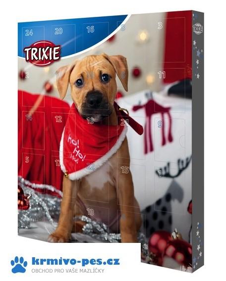 Adventní kalendář pro psy 440g