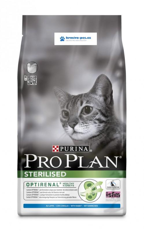 ProPlan Cat Sterilised Rabbit 1,5kg