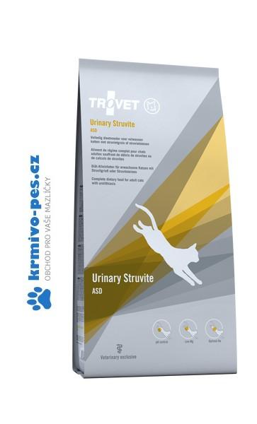 Trovet cat (dieta) Urinary Struvite ASD 10kg