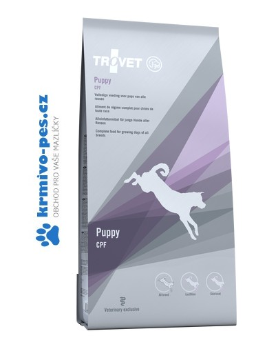 Trovet Canine Hypoallergenic (Horse) HPD Dry 3kg