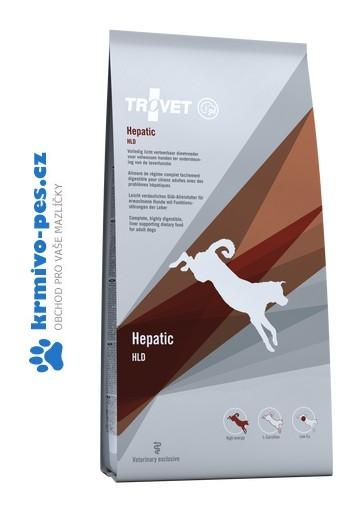 Trovet dog HEPATIC HLD 3kg