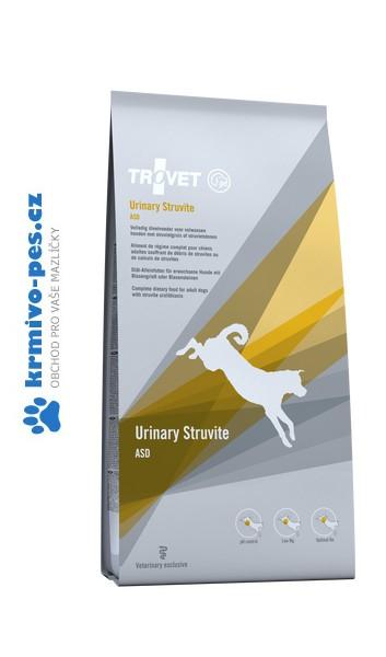 Trovet dog Urinary Struvite ASD 12,5kg