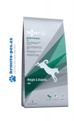 Trovet Canine WRD Dry 3kg