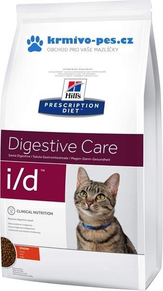 Hill's Feline I/D Dry 5 kg