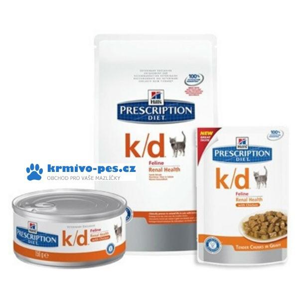 Hill's Feline K/D Dry 5 kg