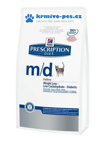 Hill's Feline M/D Dry 5 kg