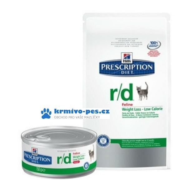 Hill's Feline R/D Dry 5 kg