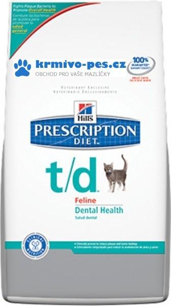 Hill's Prescription Diet Feline T/D 5kg