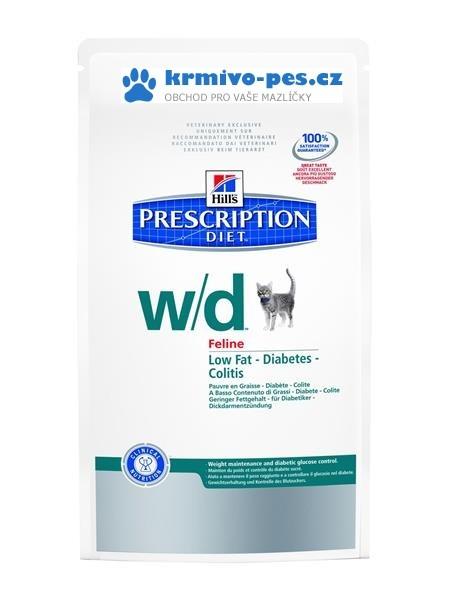 Hill's Feline W/D Dry 1,5 kg