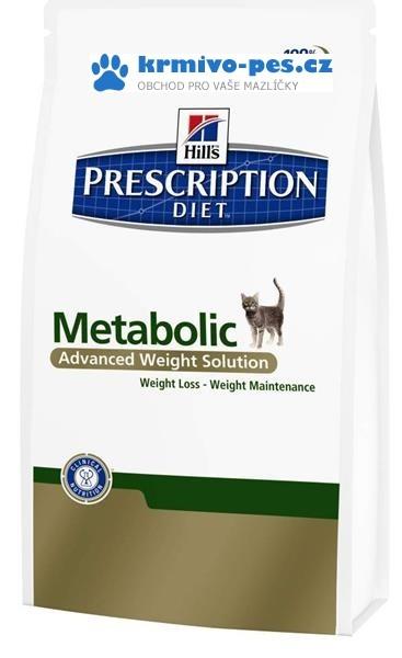 Hill's Feline Metabolic Dry 1,5 kg