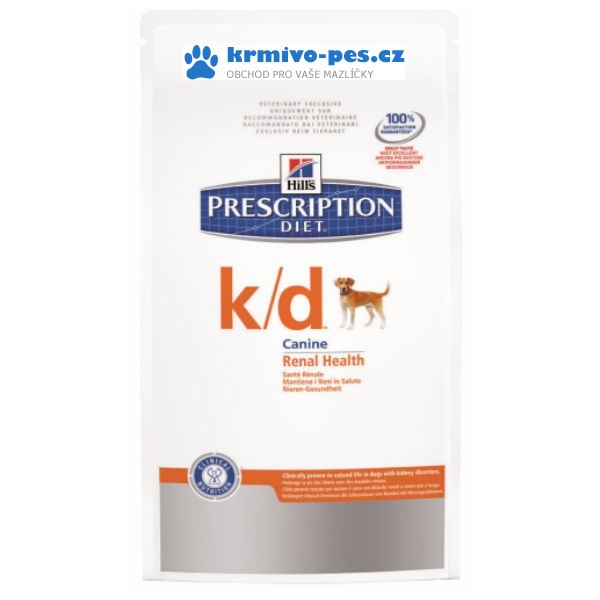 Hill's Canine K/D Dry 2 kg