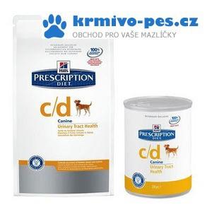 Hill's Prescription Diet Canine c/d (dieta) 2kg