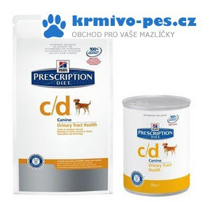 Hill's Prescription Diet Canine c/d (dieta) 5kg