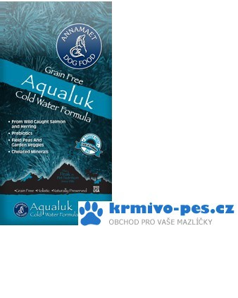 Annamaet Grain Free AQUALUK 13,61 kg