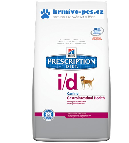 Hills Canine i/d (dieta) 5kg