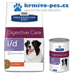 Hills Canine i/d (dieta) konzerva 360g