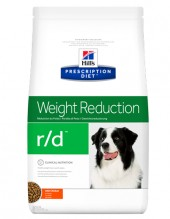 Hill's Canine R/D Dry 1,5 kg