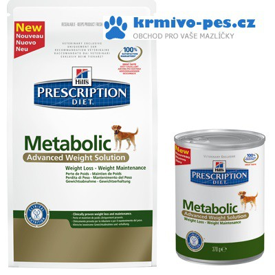 Hills Canine METABOLIC DRY 4kg