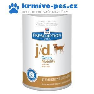 Hill's Canine J/D konzerva 370 g