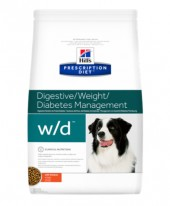 Hill's Canine W/D Dry 4kg