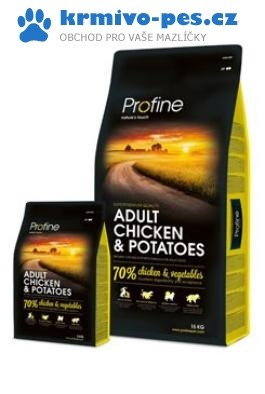Profine Dog Adult Chicken & Potatoes 15 kg