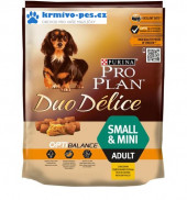 ProPlan Dog Adult Duo Délice Small & Mini Chicken 700g