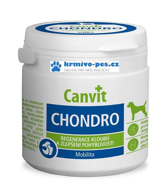 Canvit Chondro Super pro psy 230g new + sleva pro registrované