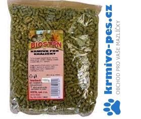 Biostan KG speciál krmivo pro zakrslé králíky 1kg
