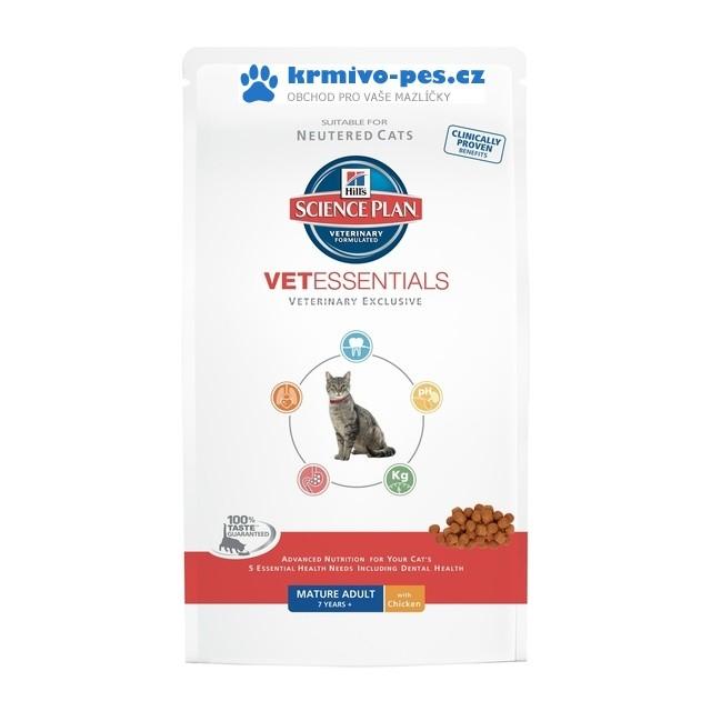 Hill's Feline Mature Adult VetEssentials 1,5kg